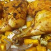Oh-so-simple Chicken-Butternut Squash Pan Roast