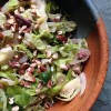 Brussels Sprouts with Shallots and Pecans [Countdown to Thanksgiving]