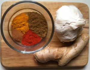korma spices