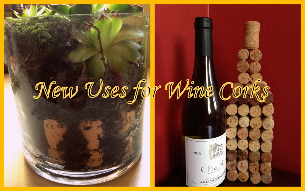 New Uses for Wine Corks