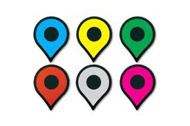 google map pin